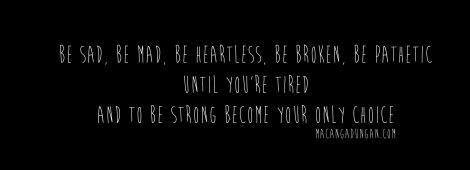 Be-sad---be-broken